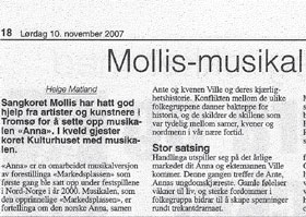 Mollis-musikal
